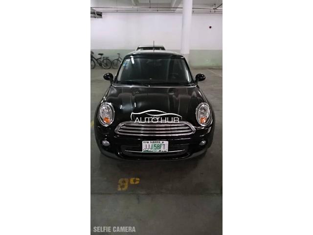 2012 Mini Cooper Black