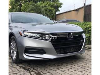 2018 Honda Accord Silver