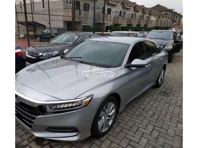 2018 Honda Accord Silver