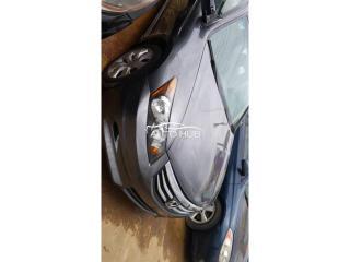 2005 Toyota Corolla Brown