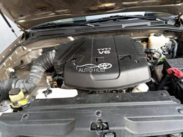 2005 Toyota 4 Runner Gray