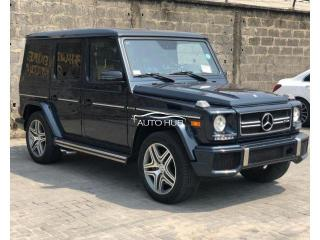 2014 Mercedes Benz G63 Black