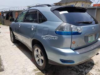 2005 Lexus RX 330 Blue