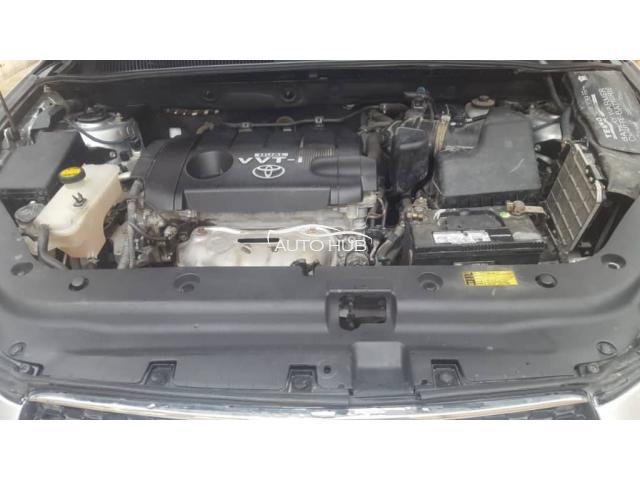 2010 Toyota Rav 4 Silver