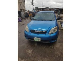 2007 Toyota Matrix Blue