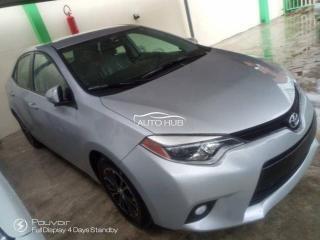 2018 Toyota Corolla Silver
