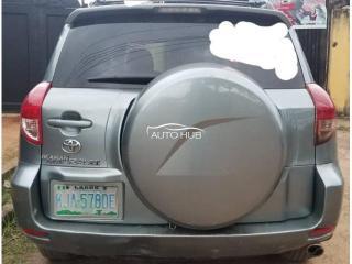 2006 Toyota Rav 4 Silver