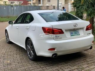 2006 Lexus IS 350 White