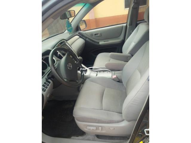 2007 Toyota Highlander Gray