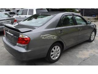 2006 Toyota Camry Gray