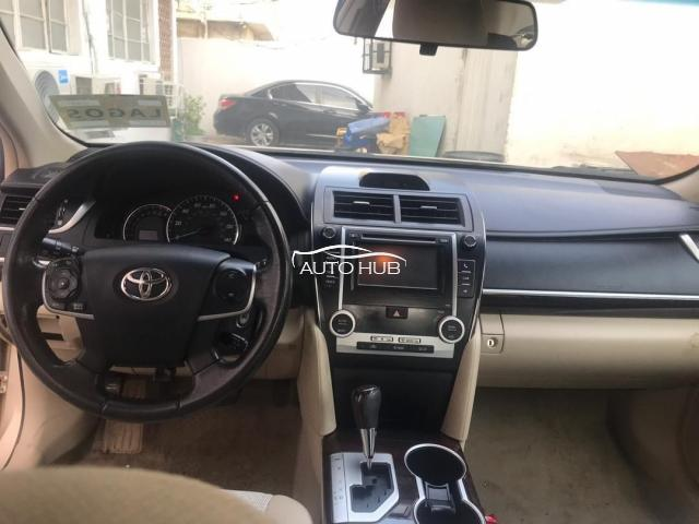2012 Toyota Camry Gold