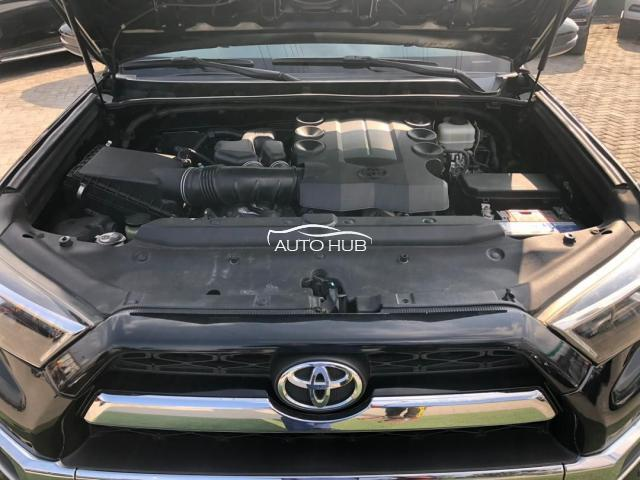 2014 Toyota 4 Runner Black