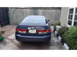 2003 Honda Accord Blue