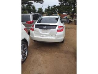 2012 Honda Crosstour White