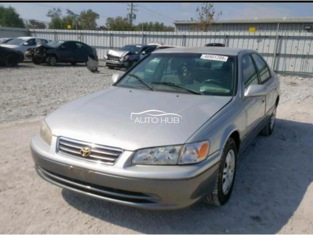 2001 Toyota Camry Silver