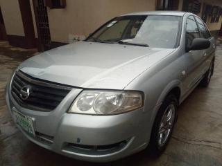 2007 Nissan Sunny Silver