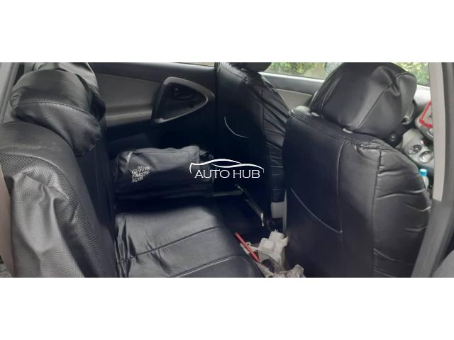 2008 Toyota Rav 4 Black