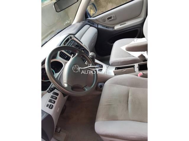 2005 Toyota Highlander Gray