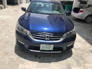2013 Honda Accord Blue