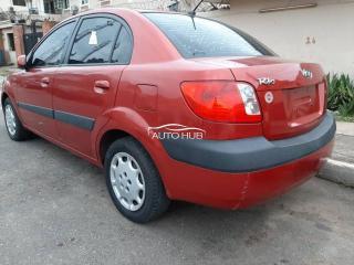2009 Kia Rio Red