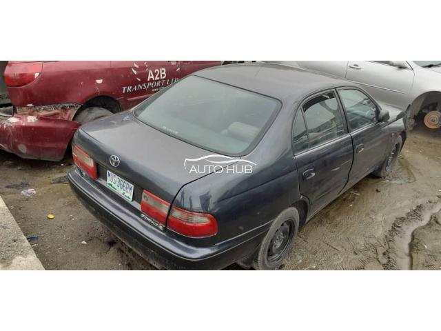 1996 Toyota Carina E Black