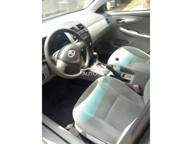 2011 Toyota Camry Gray