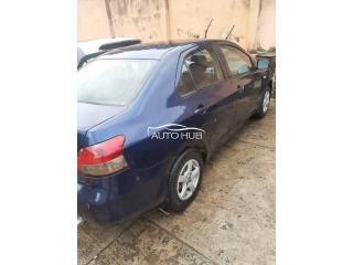 2008 Toyota Yaris Blue