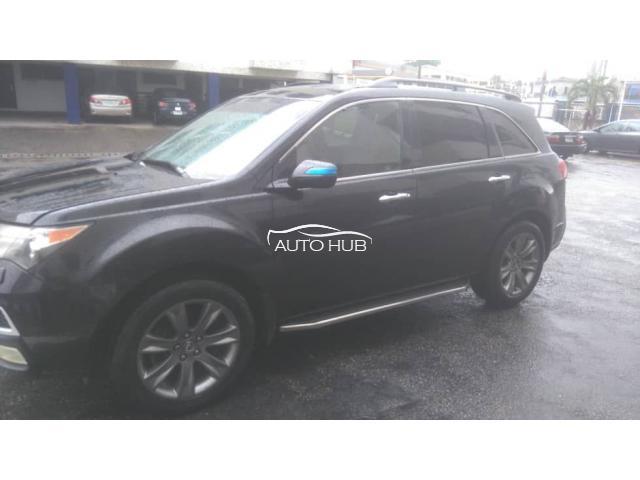 2011 Acura MDX Gray