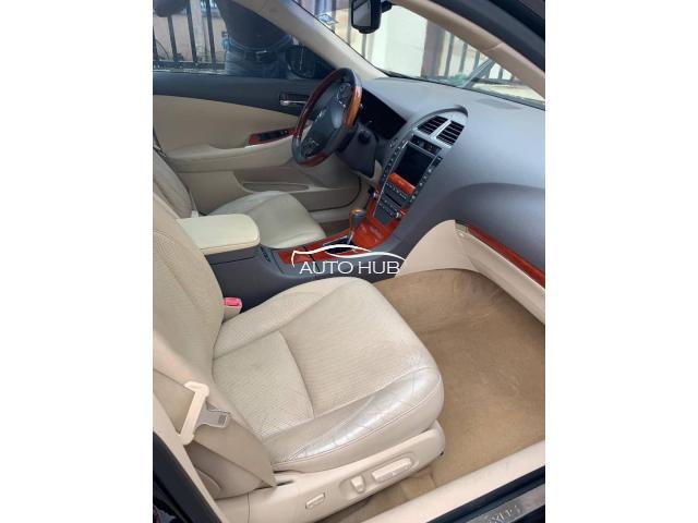 2014 Lexus ES 350 Black