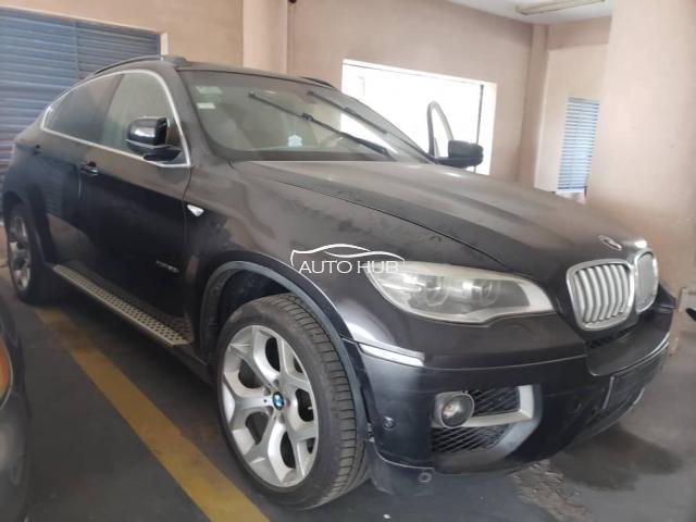 2012 BMW X6 Black