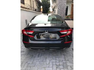 2019 Honda Accord Black