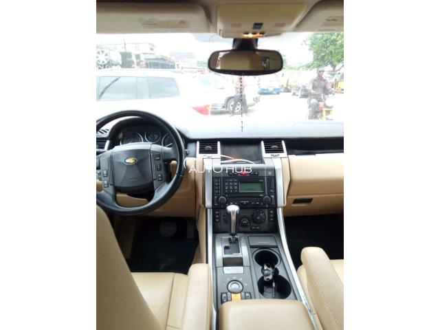 2006 Range Rover Sport Black