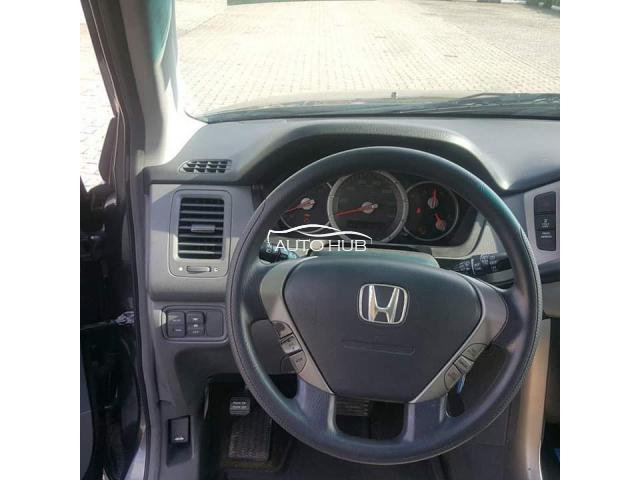 2006 Honda Pilot Gray