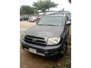 2003 Toyota 4Runner Gray