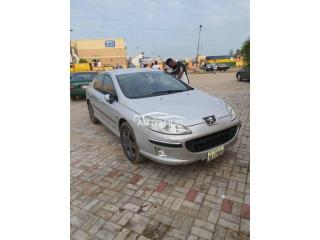 2010 Peugeot 406 Silver