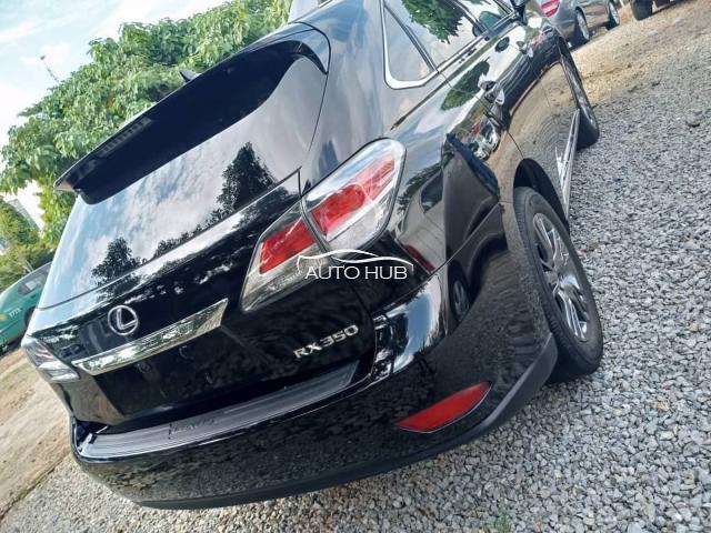 2013 Lexus RX 350 Black