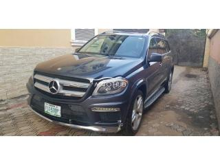 2013 Mercedes Benz GL 550