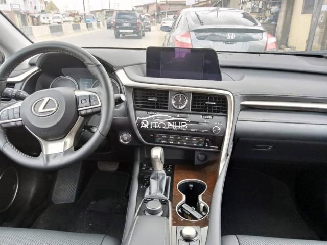 2019 Lexus RX 350 White