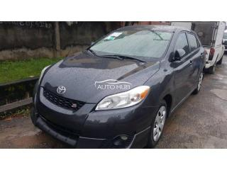 2007 Toyota Matrix Gray