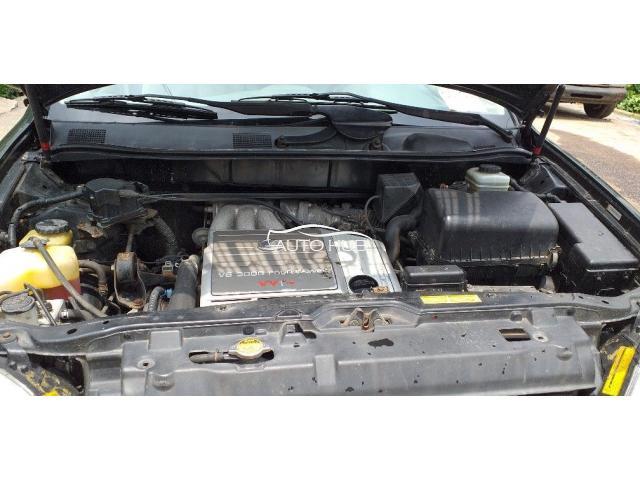 2001 Lexus RX 300 Black