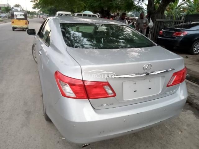 2007 Lexus ES 350 Silver
