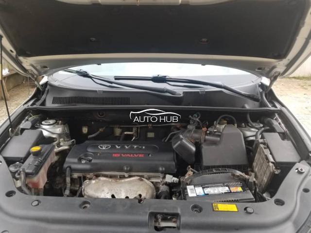 2007 Toyota Rav4  Silver