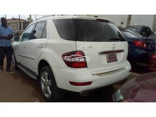 2010 Mercedes Benz ML 350