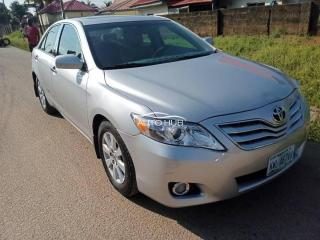 2009 Toyota Camry XLE Silver