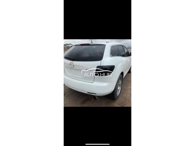 2007 Mazda CX7 White