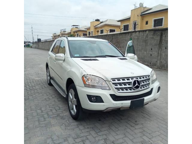2009 Mercedes Benz ML350