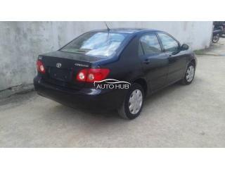 2006 Toyota Corolla Blue