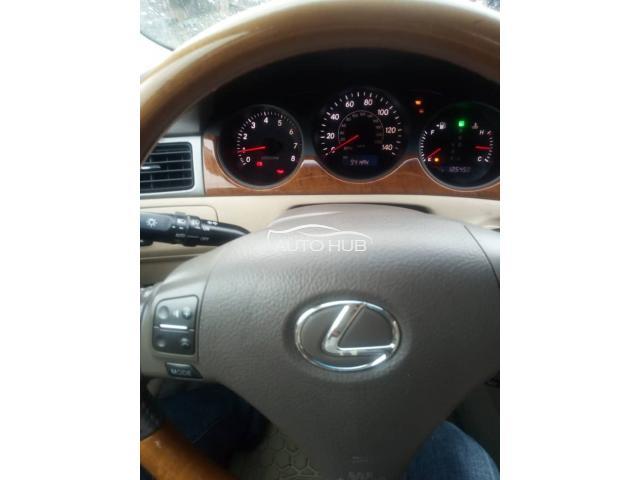 2005 Lexus ES 330 White