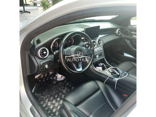 2015 Mercedes Benz C300