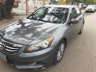 2008 Honda Accord Gray